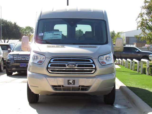 2019 Transit 250 Med Roof 4x2,  Passenger Wagon #KKA17015 - photo 5