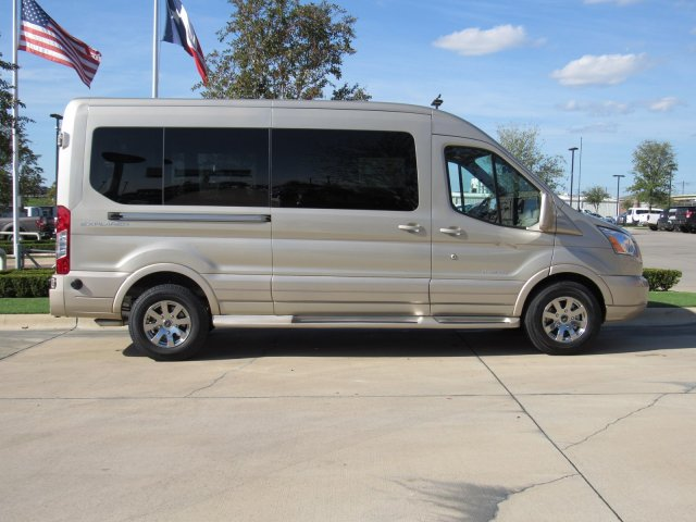 2019 Transit 250 Medium Roof 4x2,  Passenger Wagon #KKA17015 - photo 7