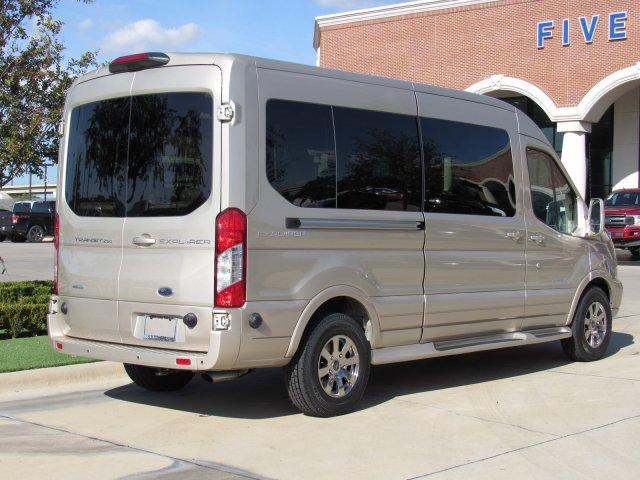 2019 Transit 250 Medium Roof 4x2,  Passenger Wagon #KKA17015 - photo 2