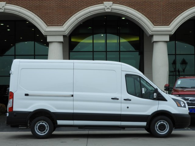 2019 Transit 250 Med Roof 4x2,  Empty Cargo Van #KKA30645 - photo 3