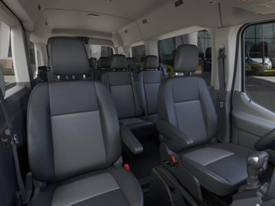 2020 Ford Transit 150 Med Roof RWD, Passenger Wagon #LKA39689 - photo 11