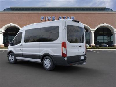 2020 Ford Transit 150 Med Roof RWD, Passenger Wagon #LKA39689 - photo 5