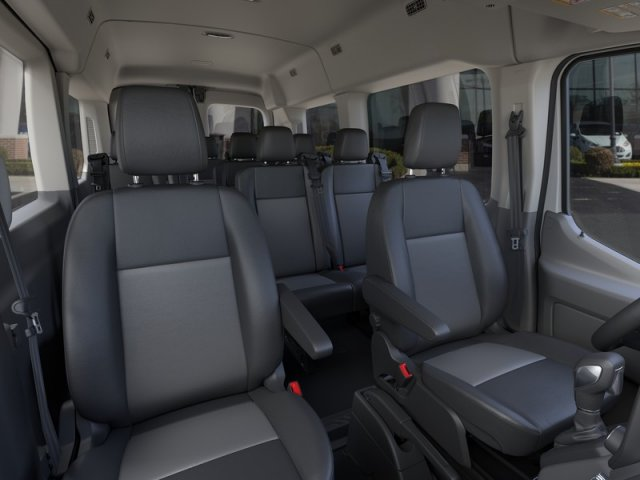 2020 Ford Transit 150 Med Roof RWD, Passenger Wagon #LKA39690 - photo 11