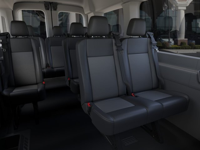 2020 Ford Transit 150 Med Roof RWD, Passenger Wagon #LKA39690 - photo 12