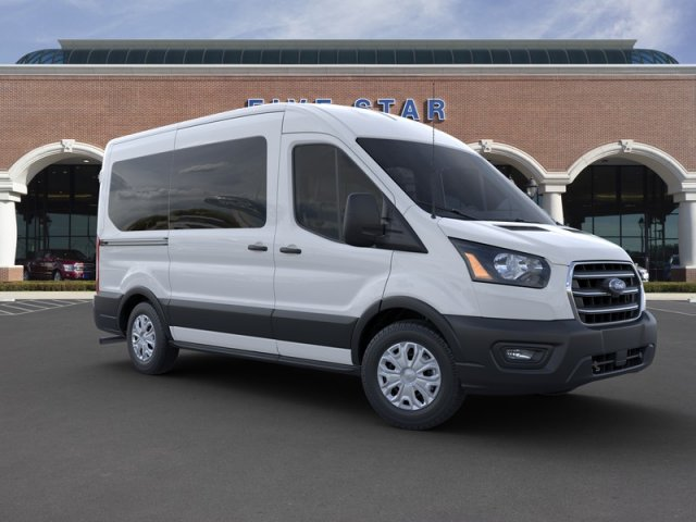 2020 Ford Transit 150 Med Roof RWD, Passenger Wagon #LKA39690 - photo 8