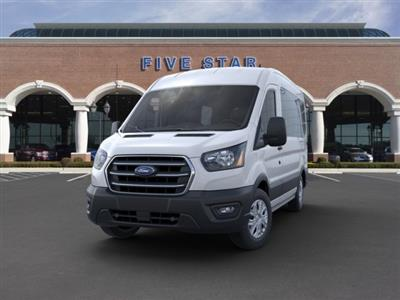 2020 Ford Transit 150 Med Roof RWD, Passenger Wagon #LKA39690 - photo 3