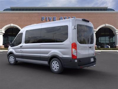 2020 Ford Transit 350 Med Roof RWD, Passenger Wagon #LKA54343 - photo 2