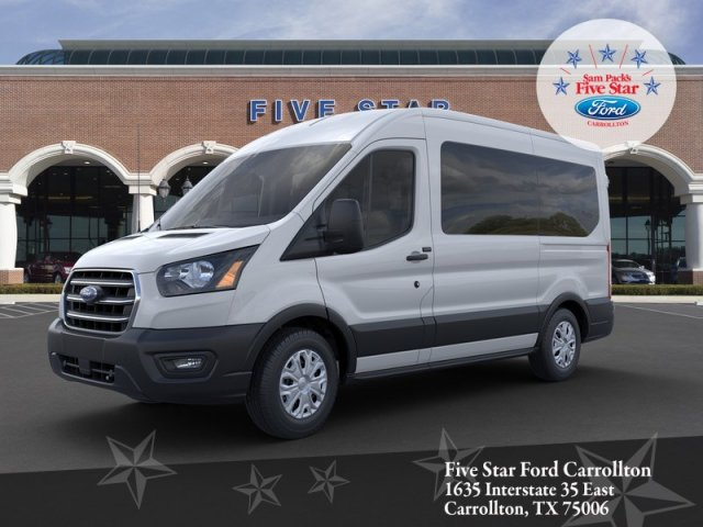 2020 Ford Transit 150 Med Roof RWD, Passenger Wagon #LKA68715 - photo 1