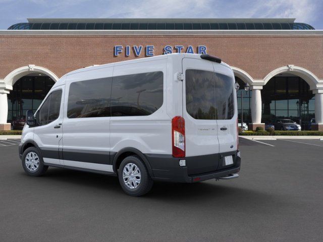 2020 Ford Transit 150 Med Roof RWD, Passenger Wagon #LKA68715 - photo 2