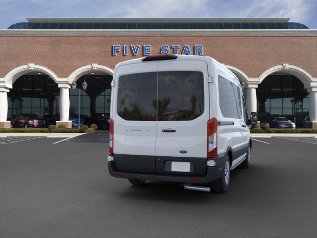 2020 Ford Transit 150 Med Roof RWD, Passenger Wagon #LKA68715 - photo 9