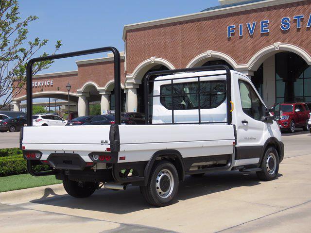 2020 Ford Transit 350 4x2, Comtruk Cab Chassis #LKB09179 - photo 1