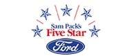 Sam Pack's Five Star Ford Carrollton logo