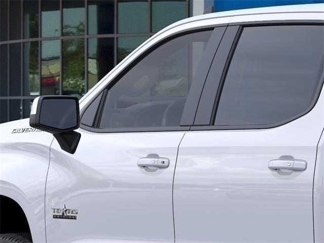 2021 Chevrolet Silverado 1500 Crew Cab 4x2, Pickup #MG184403 - photo 10