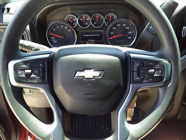 2021 Chevrolet Silverado 1500 Crew Cab 4x2, Pickup #MG361324 - photo 20