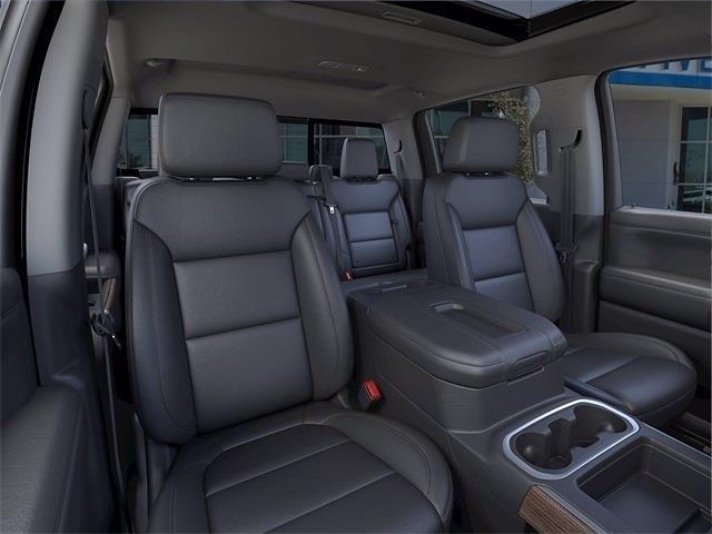 2021 Chevrolet Silverado 1500 Crew Cab 4x2, Pickup #MG367575 - photo 13