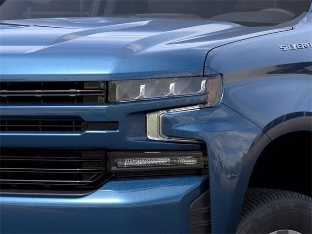 2021 Chevrolet Silverado 1500 Crew Cab 4x2, Pickup #MG367575 - photo 8