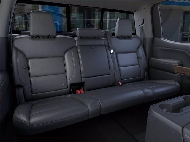 2021 Chevrolet Silverado 1500 Crew Cab 4x4, Pickup #MG368381 - photo 14