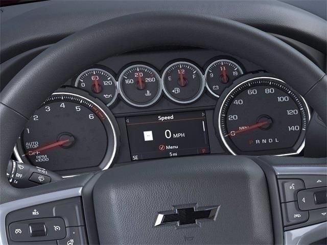 2021 Chevrolet Silverado 1500 Crew Cab 4x4, Pickup #MG368381 - photo 15