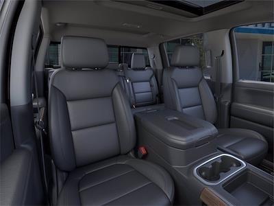 2021 Chevrolet Silverado 1500 Crew Cab 4x4, Pickup #MG368381 - photo 13