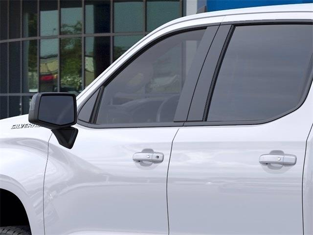 2021 Chevrolet Silverado 1500 Crew Cab 4x4, Pickup #MG371379 - photo 10