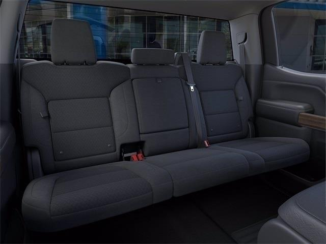 2021 Chevrolet Silverado 1500 Crew Cab 4x4, Pickup #MG371379 - photo 14