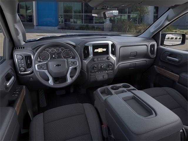 2021 Chevrolet Silverado 1500 Crew Cab 4x4, Pickup #MG373933 - photo 12