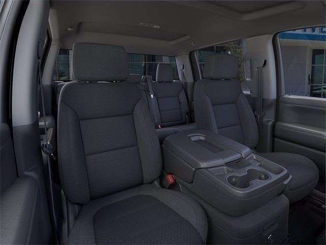 2021 Chevrolet Silverado 1500 Crew Cab 4x4, Pickup #MG373933 - photo 13