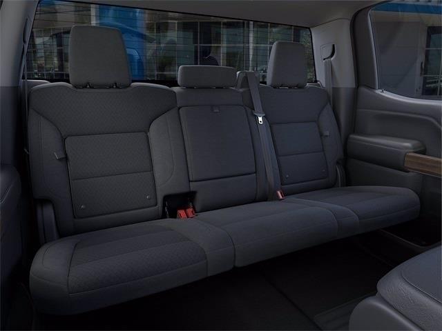 2021 Chevrolet Silverado 1500 Crew Cab 4x4, Pickup #MG373933 - photo 14