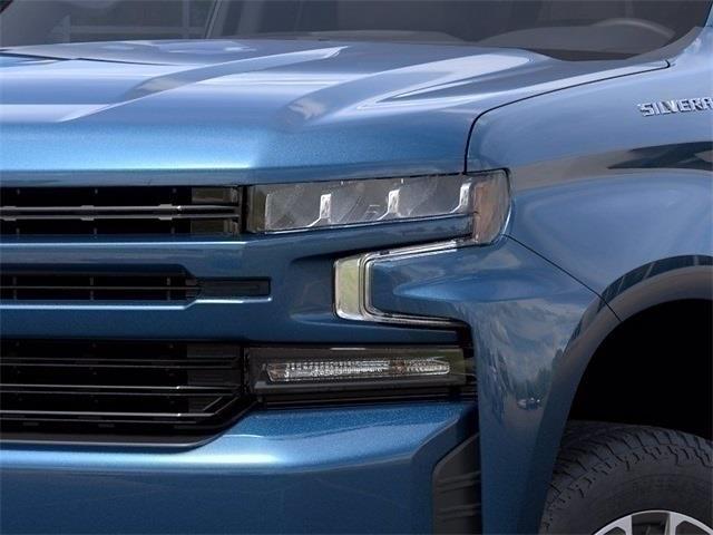 2021 Chevrolet Silverado 1500 Crew Cab 4x4, Pickup #MG373933 - photo 8
