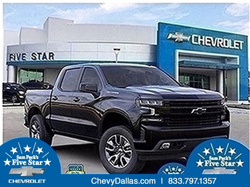 2021 Chevrolet Silverado 1500 Crew Cab 4x2, Pickup #MG377980 - photo 1