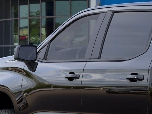 2021 Chevrolet Silverado 1500 Crew Cab 4x2, Pickup #MG377980 - photo 10