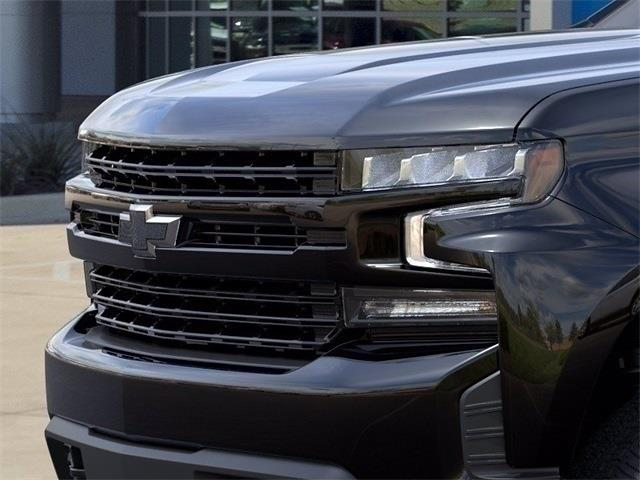 2021 Chevrolet Silverado 1500 Crew Cab 4x2, Pickup #MG377980 - photo 11