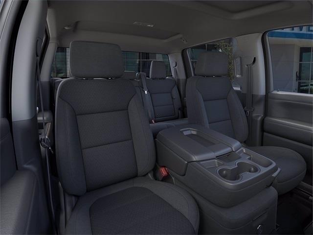 2021 Chevrolet Silverado 1500 Crew Cab 4x2, Pickup #MG377980 - photo 13