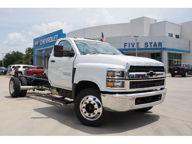 2021 Chevrolet Silverado 4500 Regular Cab DRW 4x2, Cab Chassis #MH348040 - photo 1