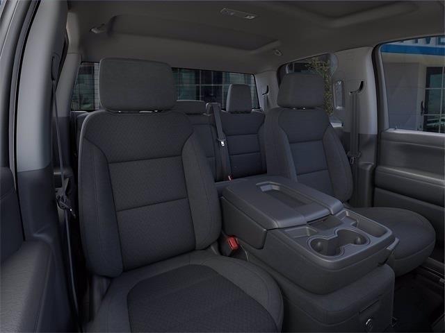 2021 Chevrolet Silverado 1500 Double Cab 4x2, Pickup #MZ114270 - photo 13