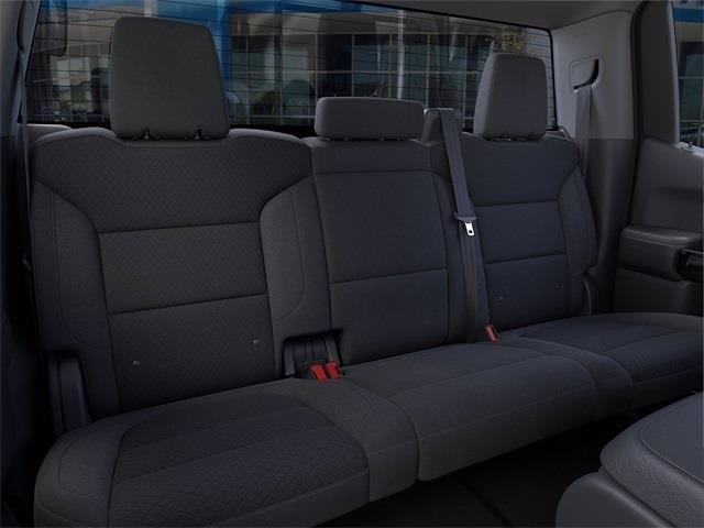 2021 Chevrolet Silverado 1500 Double Cab 4x2, Pickup #MZ114270 - photo 14