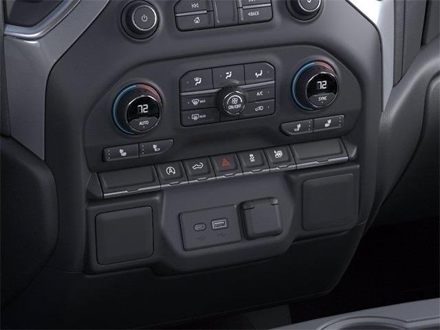 2021 Chevrolet Silverado 1500 Double Cab 4x2, Pickup #MZ114270 - photo 20