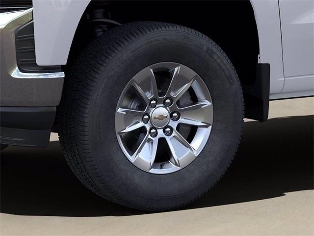 2021 Chevrolet Silverado 1500 Double Cab 4x2, Pickup #MZ114270 - photo 7