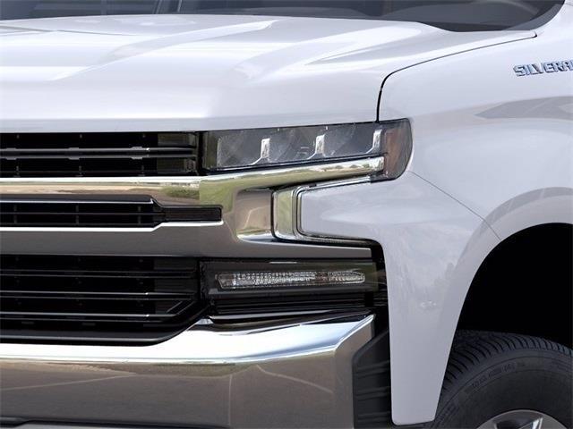 2021 Chevrolet Silverado 1500 Double Cab 4x2, Pickup #MZ114270 - photo 8