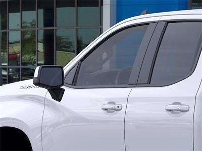 2021 Chevrolet Silverado 1500 Double Cab 4x2, Pickup #MZ114270 - photo 10