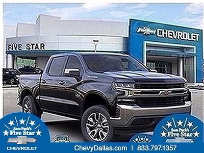 2021 Chevrolet Silverado 1500 Crew Cab 4x2, Pickup #MZ201003 - photo 1