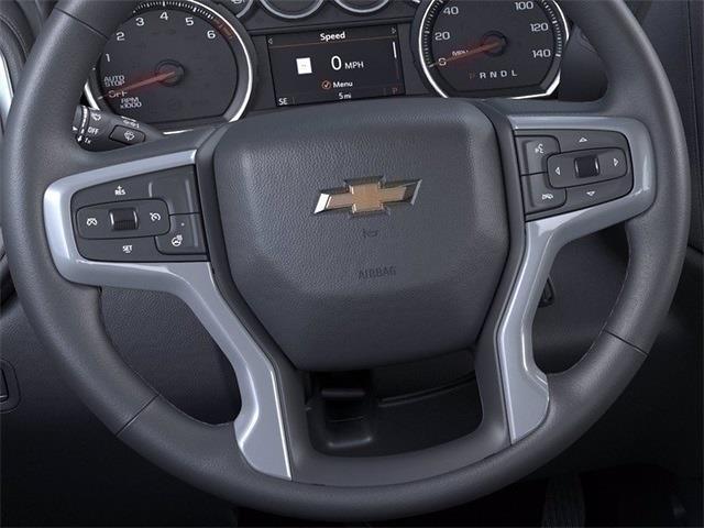 2021 Chevrolet Silverado 1500 Crew Cab 4x2, Pickup #MZ203515 - photo 16
