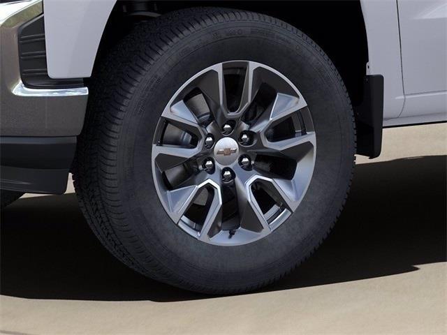 2021 Chevrolet Silverado 1500 Crew Cab 4x2, Pickup #MZ203515 - photo 7