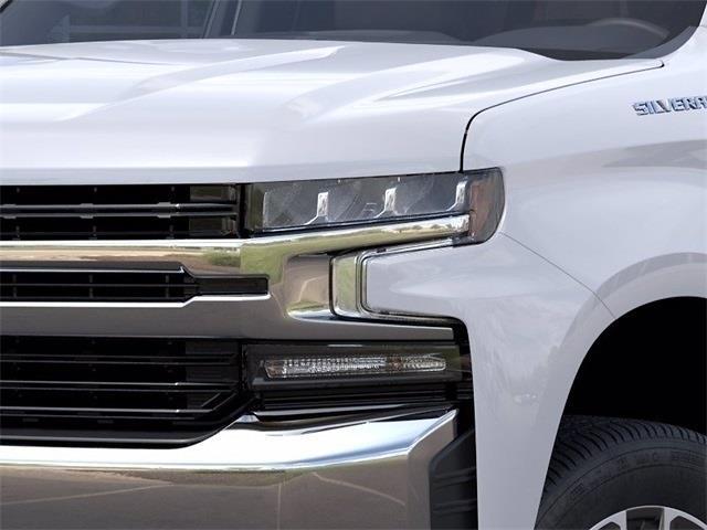 2021 Chevrolet Silverado 1500 Crew Cab 4x2, Pickup #MZ203515 - photo 8