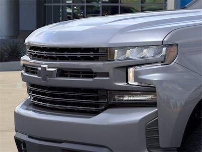 2021 Chevrolet Silverado 1500 Crew Cab 4x2, Pickup #MZ337407 - photo 11