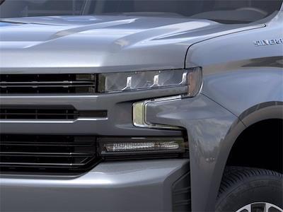 2021 Chevrolet Silverado 1500 Crew Cab 4x2, Pickup #MZ337407 - photo 8