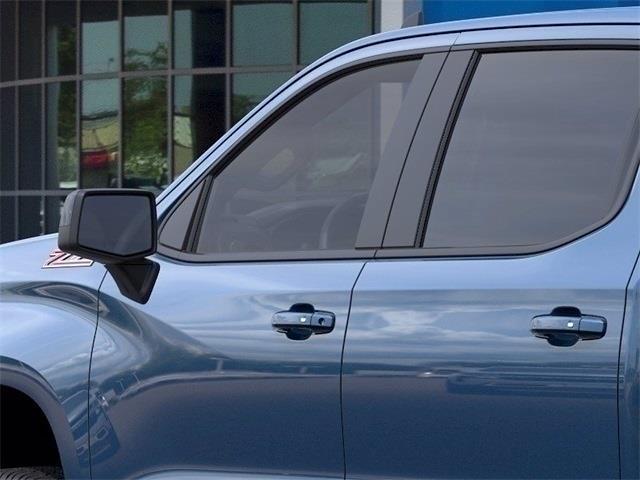 2021 Chevrolet Silverado 1500 Crew Cab 4x4, Pickup #MZ342223 - photo 10