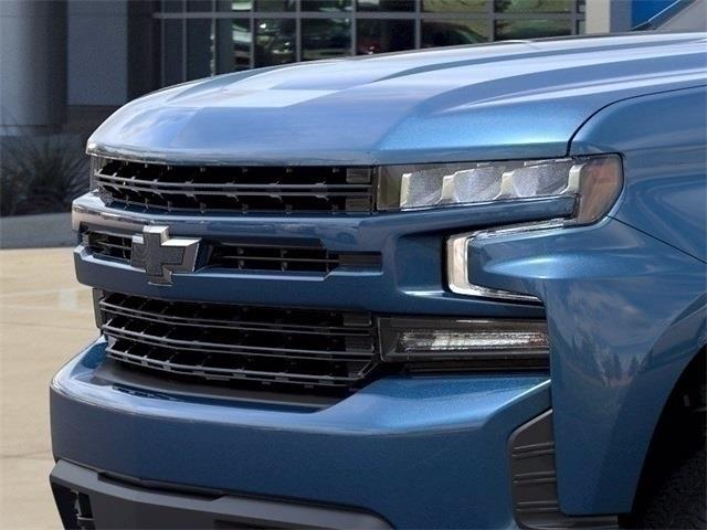 2021 Chevrolet Silverado 1500 Crew Cab 4x4, Pickup #MZ342223 - photo 11