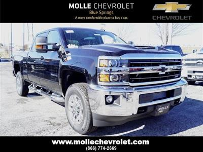 2019 Silverado 3500 Crew Cab 4x4,  Pickup #168519 - photo 1