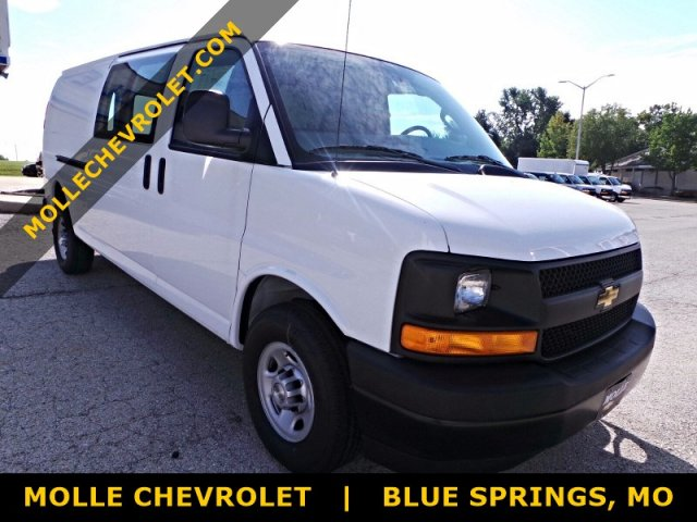 2017 Express 2500 Cargo Van #C14724 - photo 1